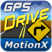 Motion X GPS Drive Review icon