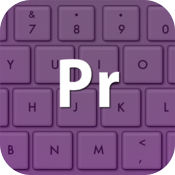 iKeysToGo: Premiere CS6 icon