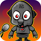 Singer Robot icon