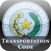 TX Transportation Code 2012 - Texas Law icon