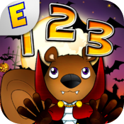 Sammy Squirrel™  and the Haunted Numbers icon