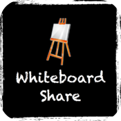 Whiteboard Share - Bluetooth & Wi-Fi icon