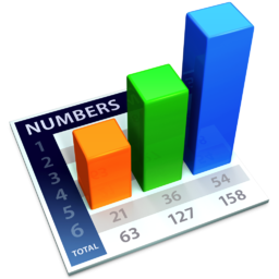 Numbers.256x256 75 Aplicaciones imprescindibles para nuevos usuarios de Mac