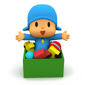 Pocoyo Gamebox icon