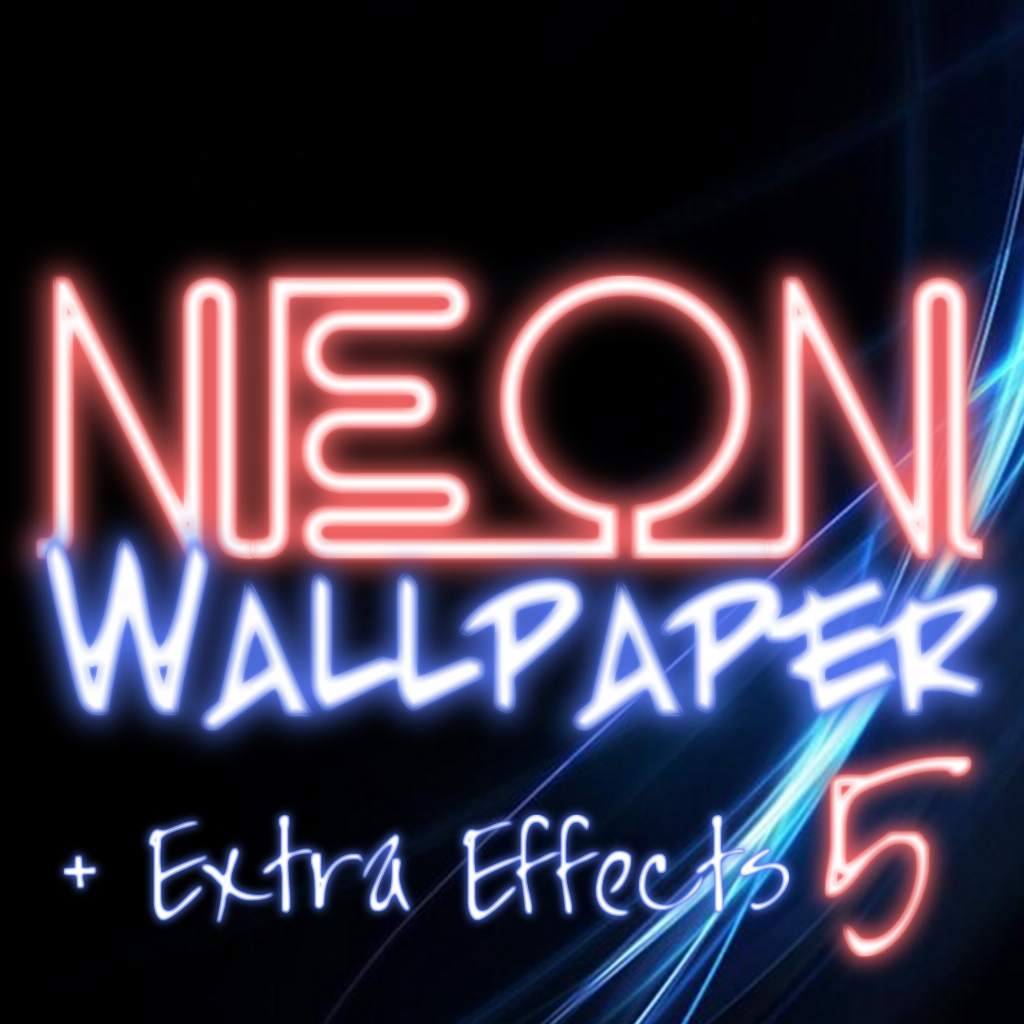 Neon Wallpaper Creator 50 Released 6401136 Enhanced for iPhone