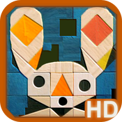 Puzzled Rabbit HD icon