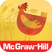 Little Red Hen - Interactive Reader icon