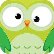Owls - A matching game for Kids icon