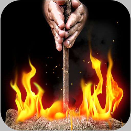Fire It Up - Bow Drill for iPhone , iPad and iPod touch