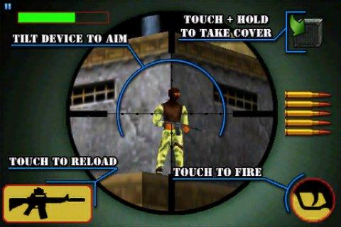 Covert Wars screenshot 5