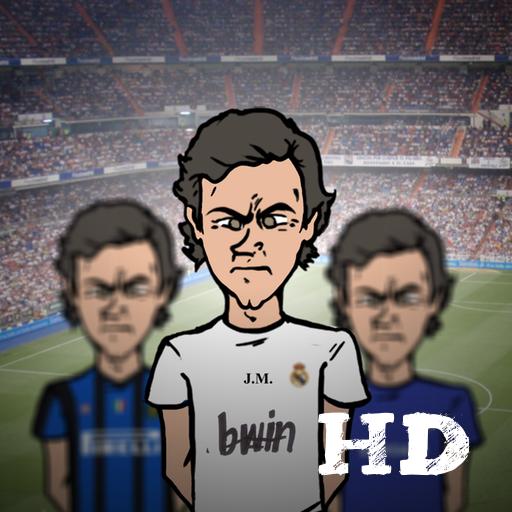 iMourinho Quiere Copas HD (AppStore Link)
