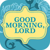 Good Morning Lord Devotional Journal by Sheila Walsh icon