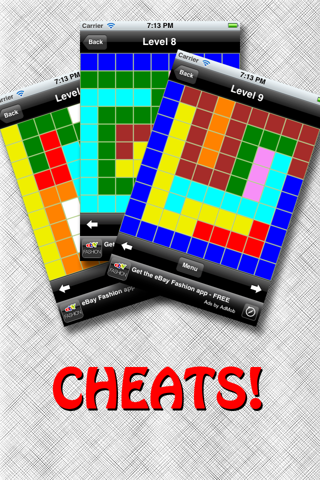 Image of Cheats for Flow Free! for iPhone