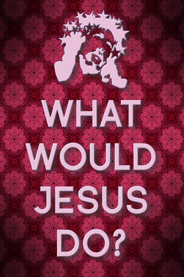 What Would Jesus Do Iphone Entertainment Apps By Space Monkeys Inc