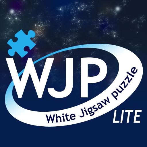 WhiteJigsawPuzzle-LITE-