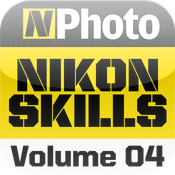 Nikon Skills: Camera Video Training Volume 4 icon