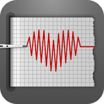 Cardiograph - Heart Rate Meter - Health and Fitness - By MacroPinch Ltd