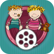 BabyFilm - Your kids growing up in time lapse icon