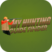My Hunting Guide Finder icon