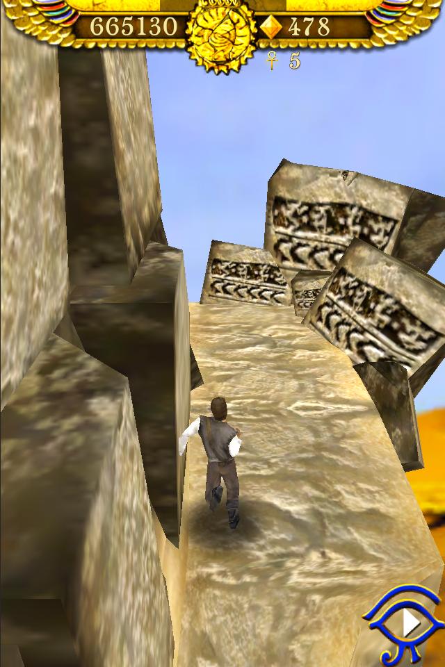Pyramid Run screenshot 4
