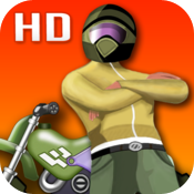 Crazy Moto HD icon