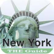 THE Guide New York - Offline city guide & map icon