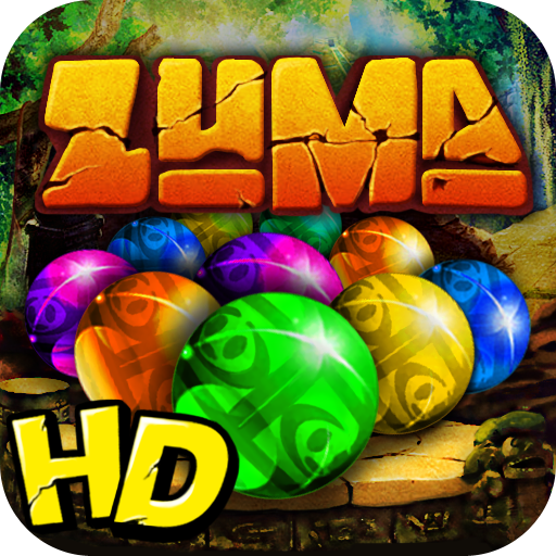 Zuma Magic Deluxe HD (AppStore Link)
