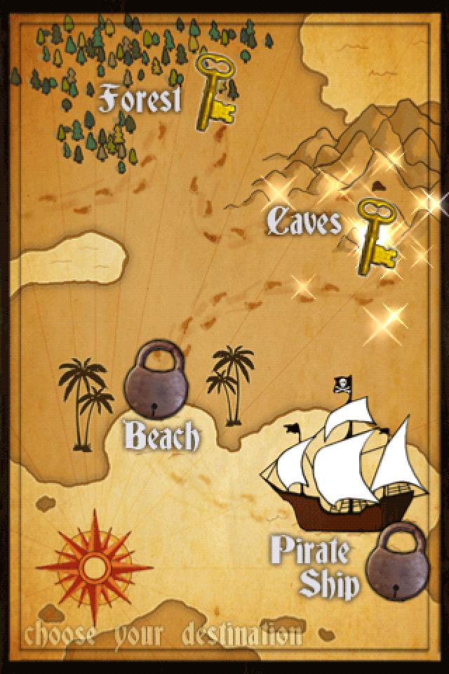 Skeleton Key screenshot 1