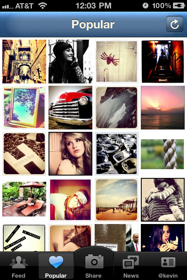 Capture And Share Your Life in Photos With 'Instagram'
