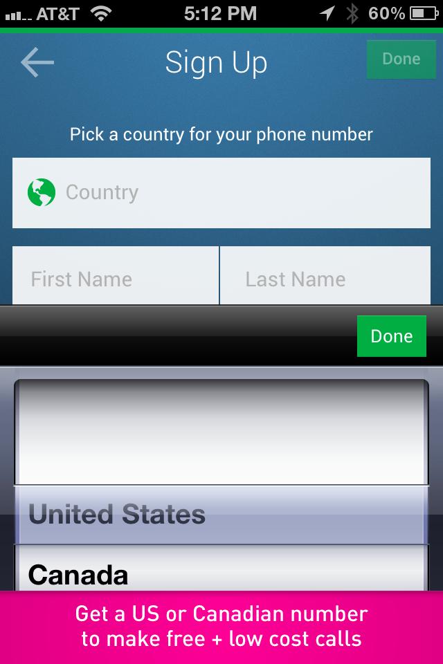 textPlus Free Calls screenshot 5