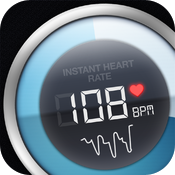 Instant Heart Rate - Heart Rate Monitor by Azumio icon