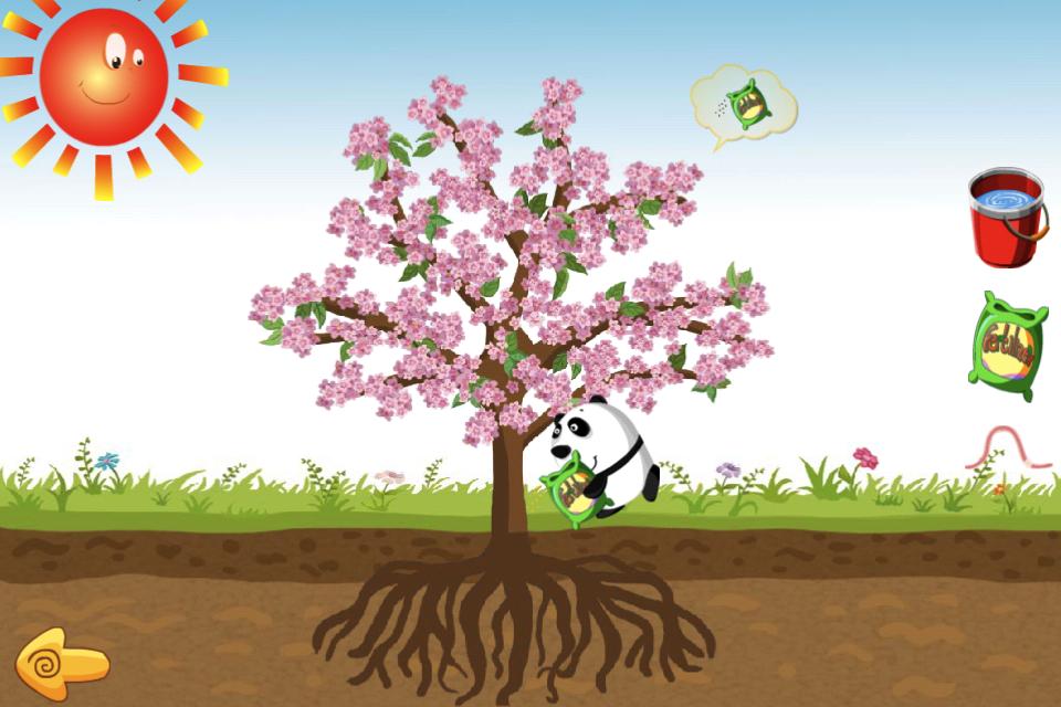植物生长过程图片植物生长过程简笔画 植物生长变化过程图1图片