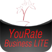 YouRate Business Lite for iPhone icon