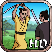 Samurai Rush HD icon