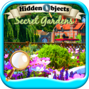 Hidden Objects: Secret Gardens icon