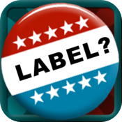 Political Label Quiz icon