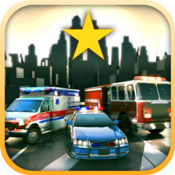 Rescue City iPad Edition Full icon