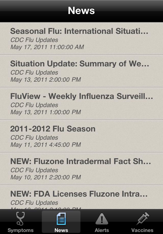 Flu Alert