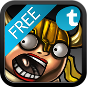 Whacky Escape! Whack'em all HD Free icon