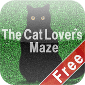 The Cat Lover's Maze-Mobile Free icon