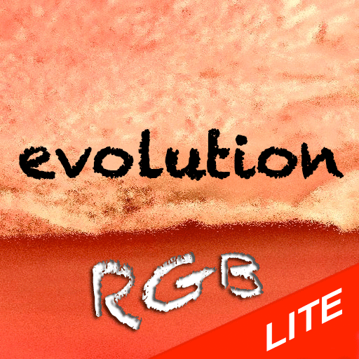 EvolutionRGB Lite - Forces of Nature - Magic Sand redefined