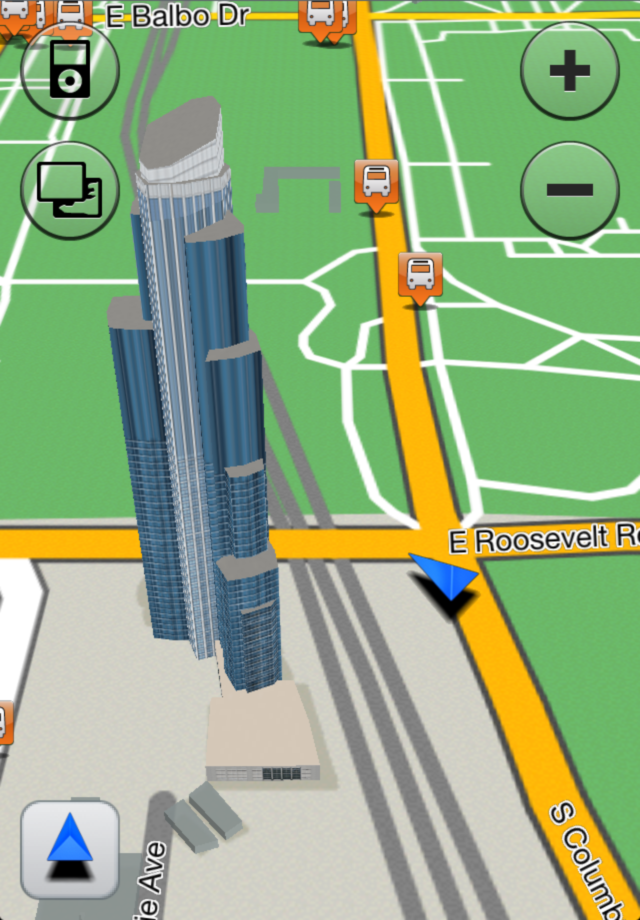 Garmin StreetPilot onDemand screenshot 3