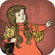 The Wizard of Oz Interactive Children's Book icon