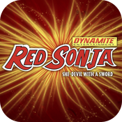 Dynamite Entertainment presents Red Sonja Comics icon