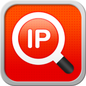 IP Trackers - geographical location of IP or host icon