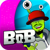Strange Clouds: The Game - by B.o.B icon