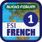 French Basic Course Part A (Level 1) - by Audio-Forum / Foreign Service Institute icon