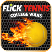 Flick Tennis: College Wars icon
