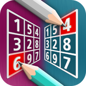 Sudoku Party (multiplayer/solo puzzles) icon
