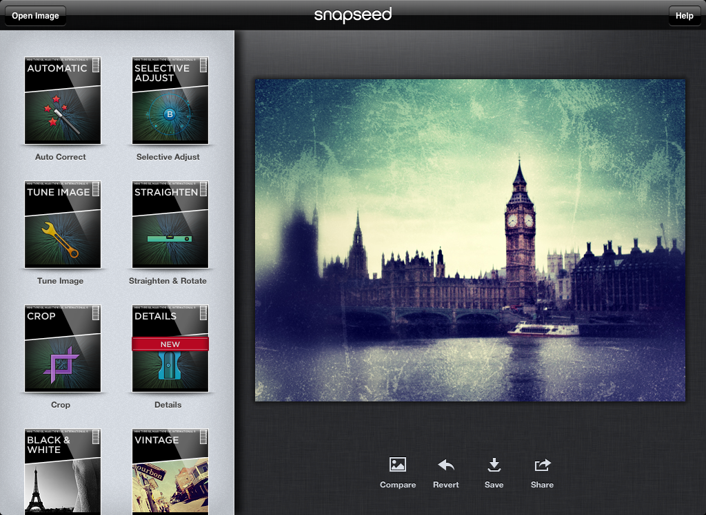Snapseed Photogene Photo Editing Apps Updated For New